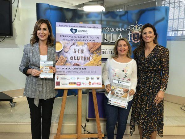 Melilla acoge las primeras jornadas sobre Enfermedad celiaca y otras intolerancias