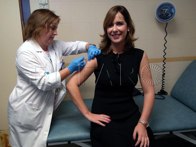 Hay que vacunarse para protegerse a uno mismo y también a los demás