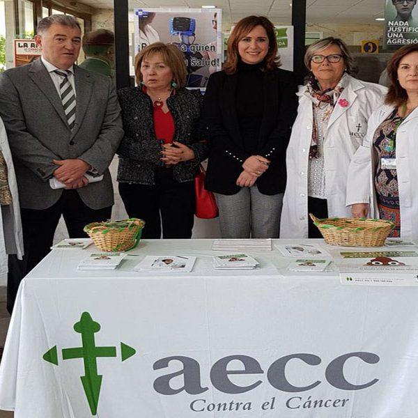 Melilla continúa con las campañas informativas sobre el cáncer de colon