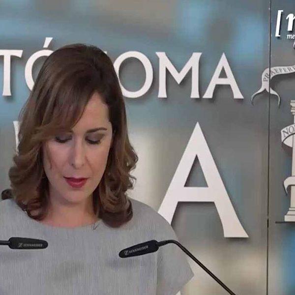 Paz Velázquez Melilla Presidencia