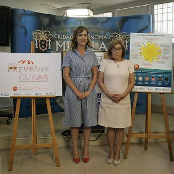 Un dermatólogo realizará revisiones gratuitas en la playa en la campaña contra el melanoma