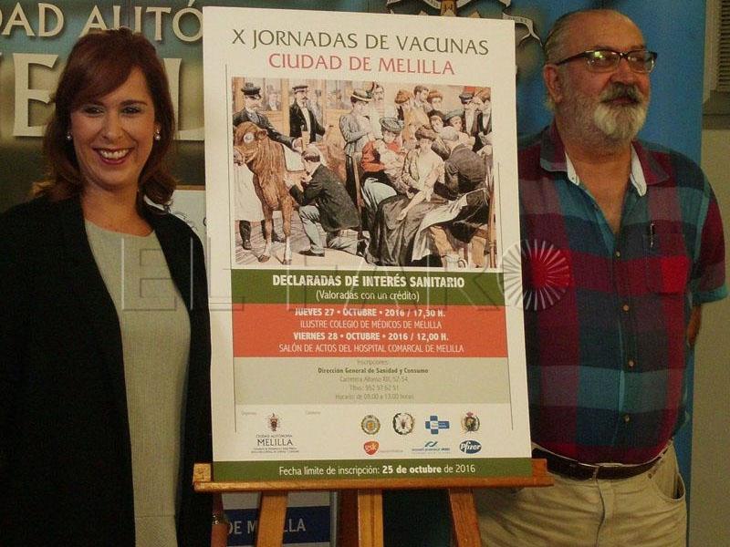 Velázquez anuncia que habrá mejoras en el calendario de vacunas de adultos