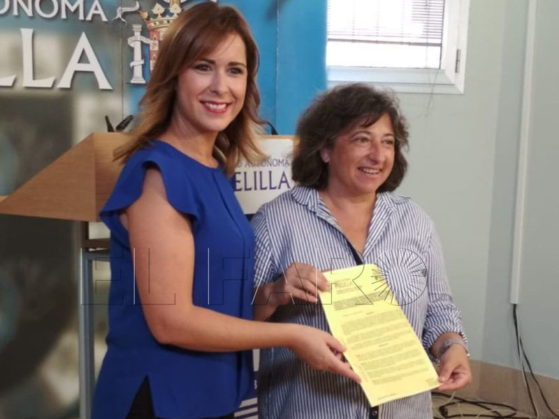aspanies convenio Melilla