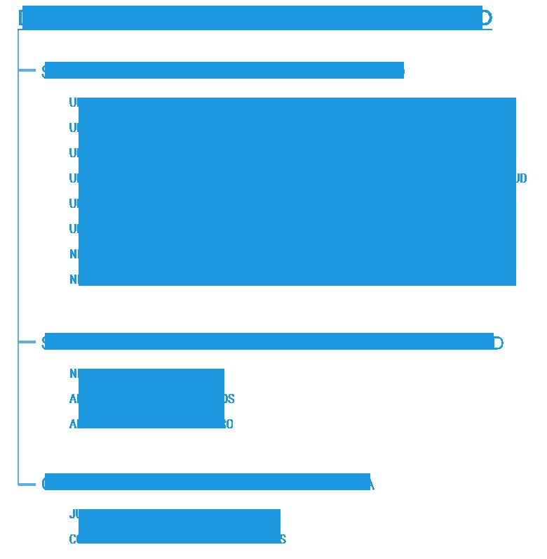organigrama Dirección General de Sanidad y Consumo