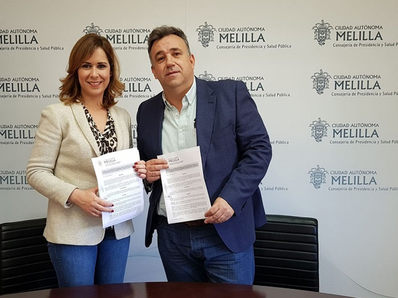 subvención colegio de veterinarios Melilla