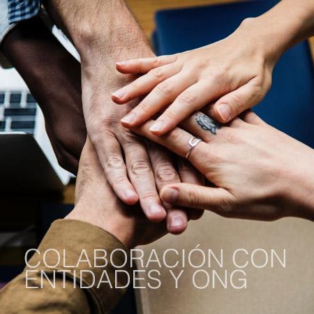 Colaboración con entidades y ong - Melilla