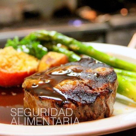 Seguridad alimentaria - Melilla