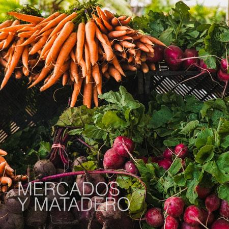 mercados y matadero - Melilla